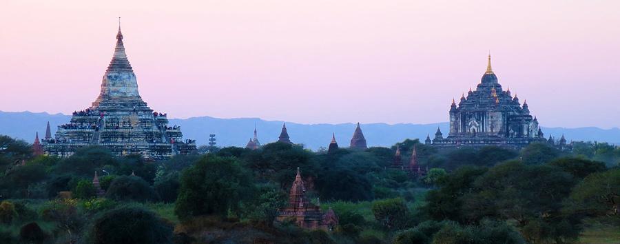 Bagan Pagodas, Myanmar