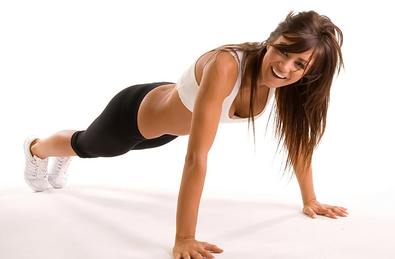 pushup form