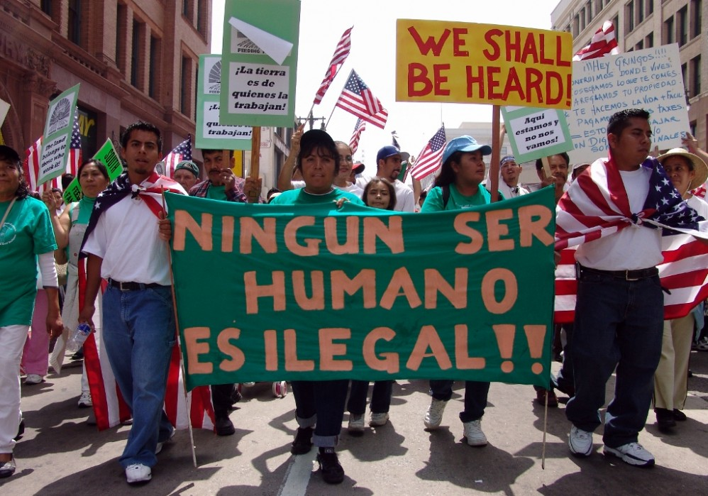 Sanctuary Cities are nullifying at a local level
