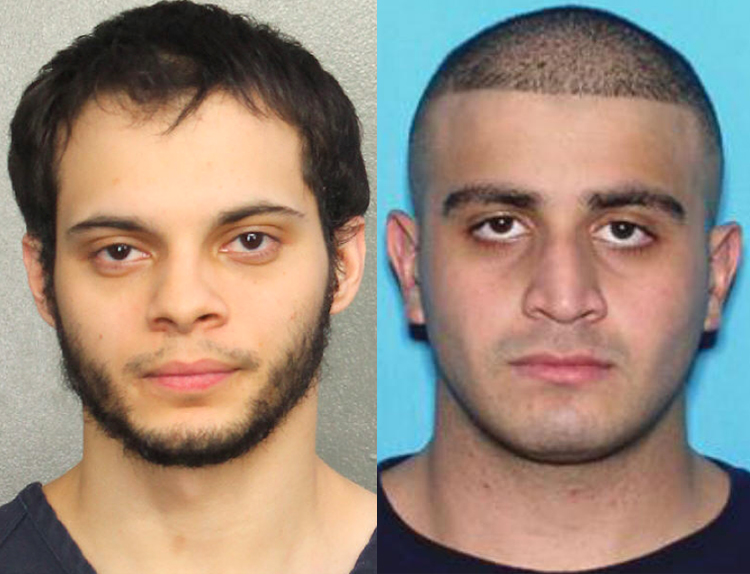 What do the Ft. Lauderdale Airport Shooter and Orlando Pulse Nightclub Shooter Have In Common?