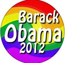 obama rinbow