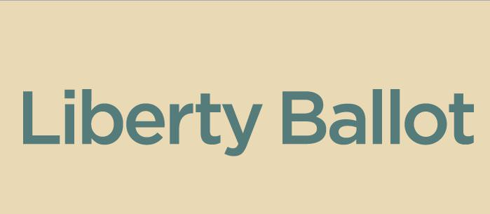 Liberty Ballot logo
