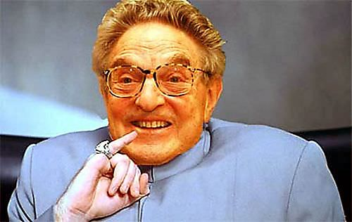 George Soros on Black Wednesday