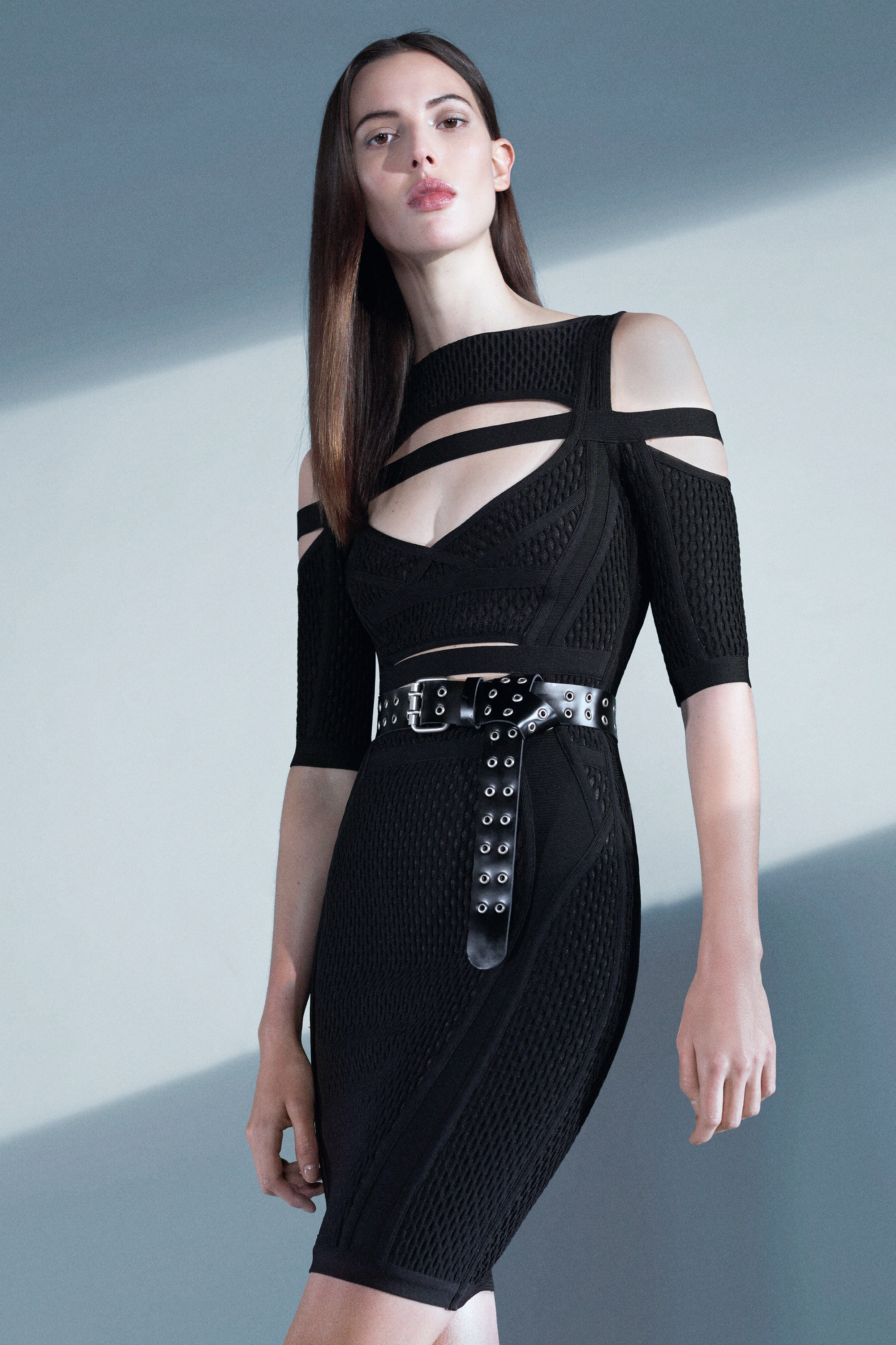 Herve Leger Pre Fall And Fall 2016 Runway Dresses Lollipuff