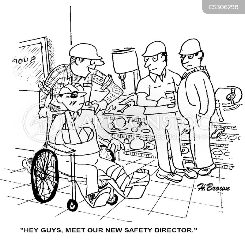 Dangerous Jobs Cartoons and Comics - funny pictures from ...