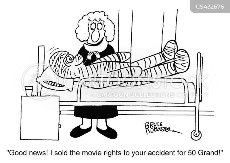 Film Deal Cartoons and Comics - funny pictures from ...