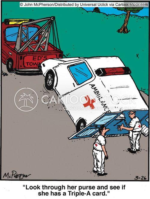 Funny Medical Cartoons Ems