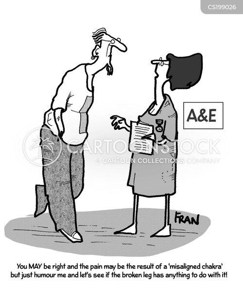 Alternative Healthcare Cartoons and Comics - funny ...