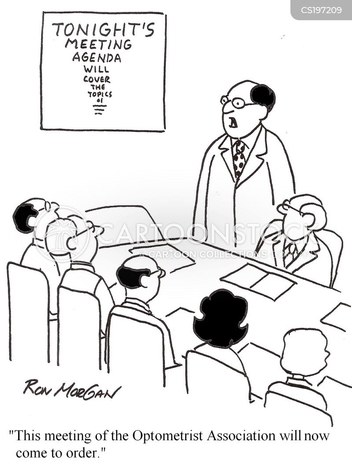 Funny Agenda Team Meeting
