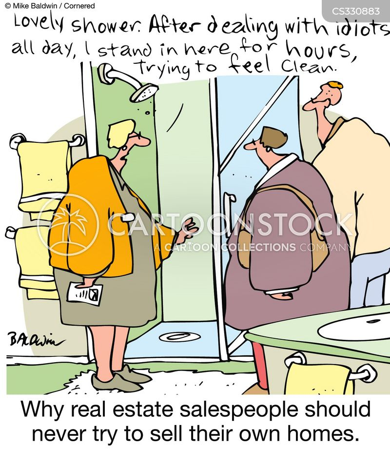 Agents Real About Estate Jokes