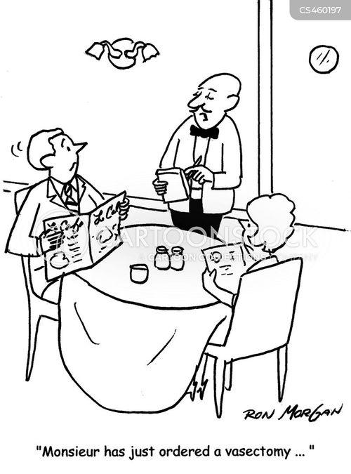 Funny Nonverbal Communication Cartoons