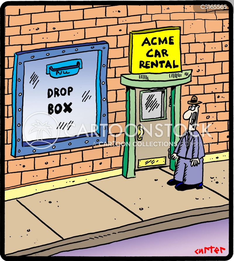 Rental Car Cartoons And Comics Funny Pictures From
