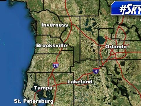 HD Decor Images » Animated radar for the Tampa Bay area   FOX 13 Tampa Bay Tampa Bay area