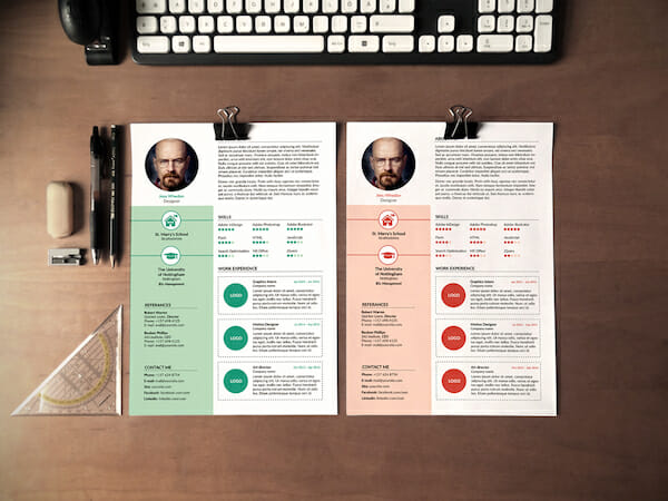 15 Free Resume Templates for Microsoft Word colorful free microsoft word resume template