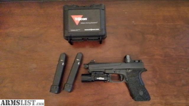 Release 3 Glock Vickers Mag Gen 19