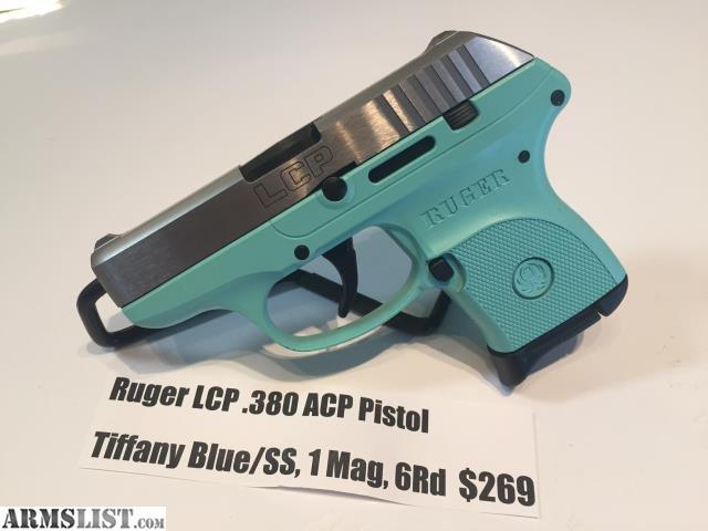 tiffany blue pistol - 640×480