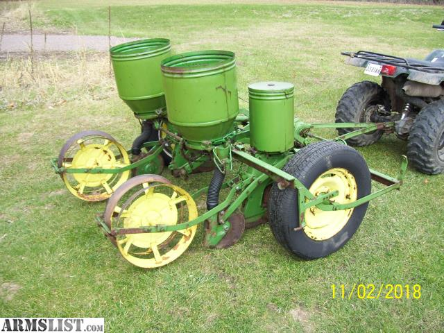 Row Sale Corn 2 Planter