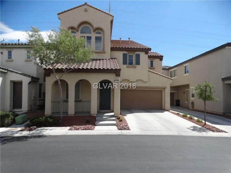 3 Story Homes For Sale in Las Vegas     2018  6554 Grand Concourse