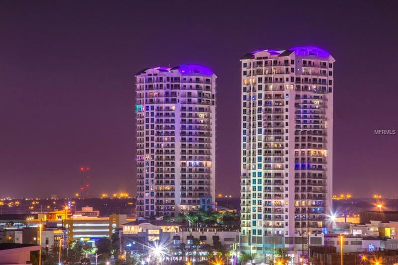 Sunset Channelside Towers Tampa