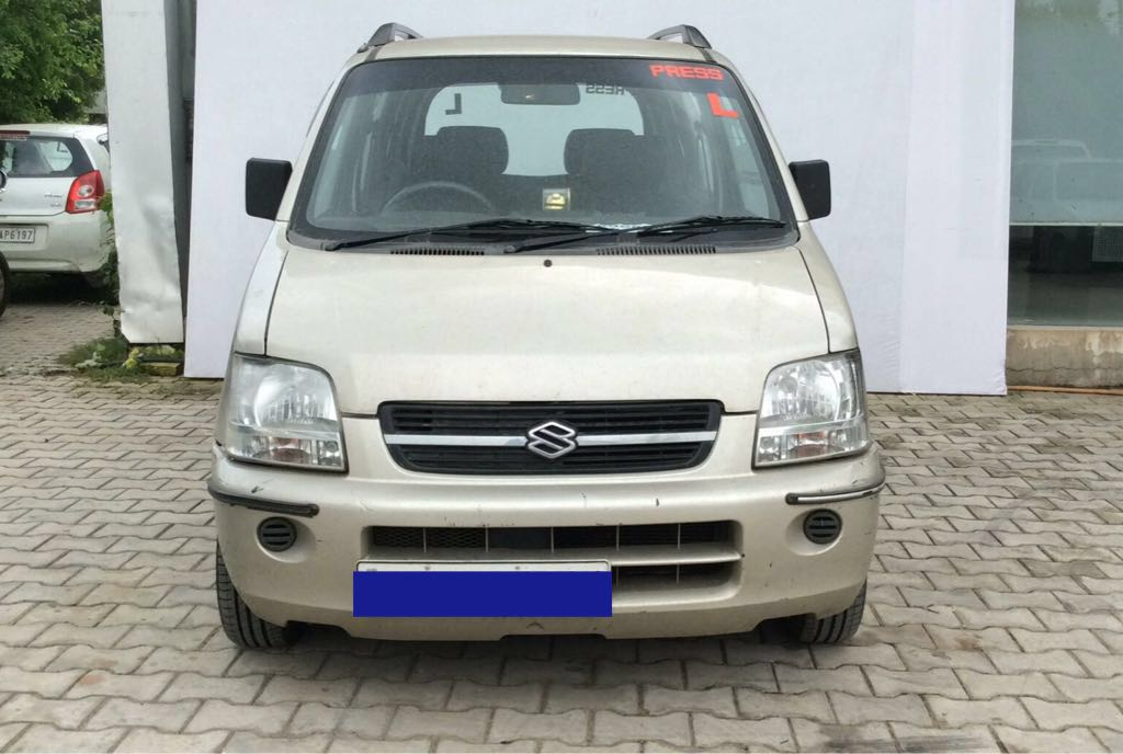 Buy Used Maruti Suzuki Wagon R 2004 Petrolin Vadodara