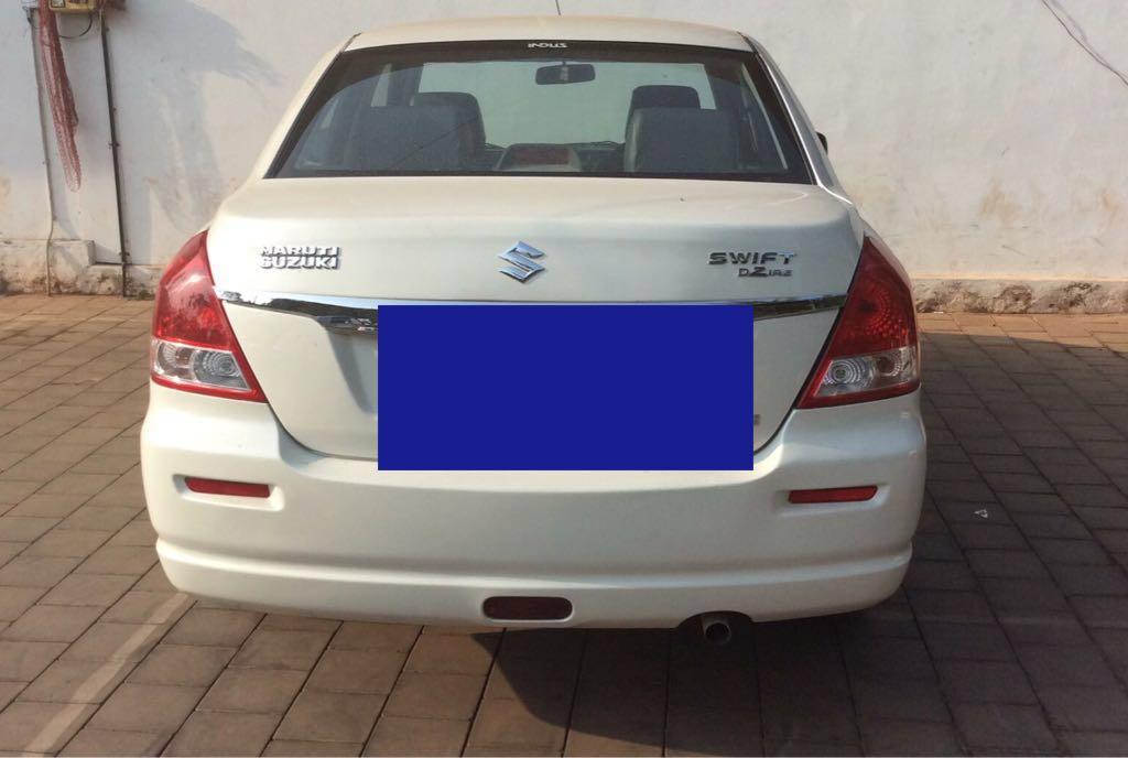 Buy Used Maruti Suzuki Dzire 2010 Diesel In Thalassery