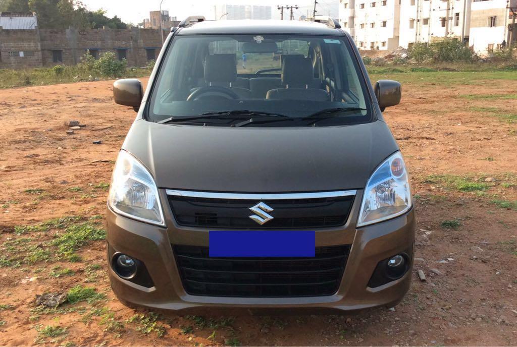 Buy Used Maruti Suzuki Wagon R 2017 Petrolin