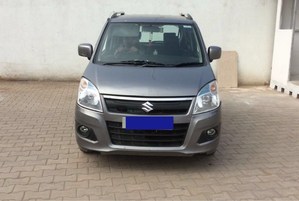 Buy Used Maruti Suzuki Wagon R 2016 Petrolin Raigarh