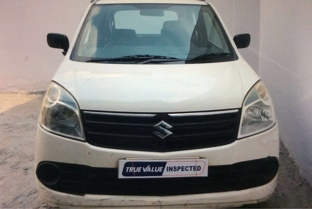 Buy Used Maruti Suzuki Wagon R 2011 Petrolin Noida
