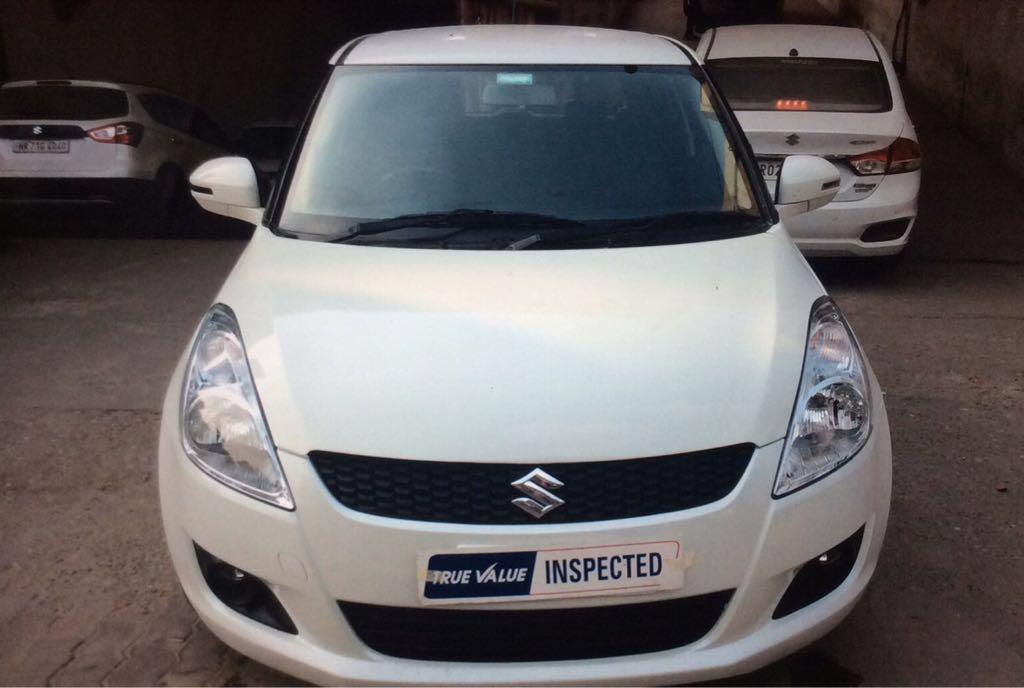 Buy Used Maruti Suzuki Swift 2012 Dieselin Jagadhari