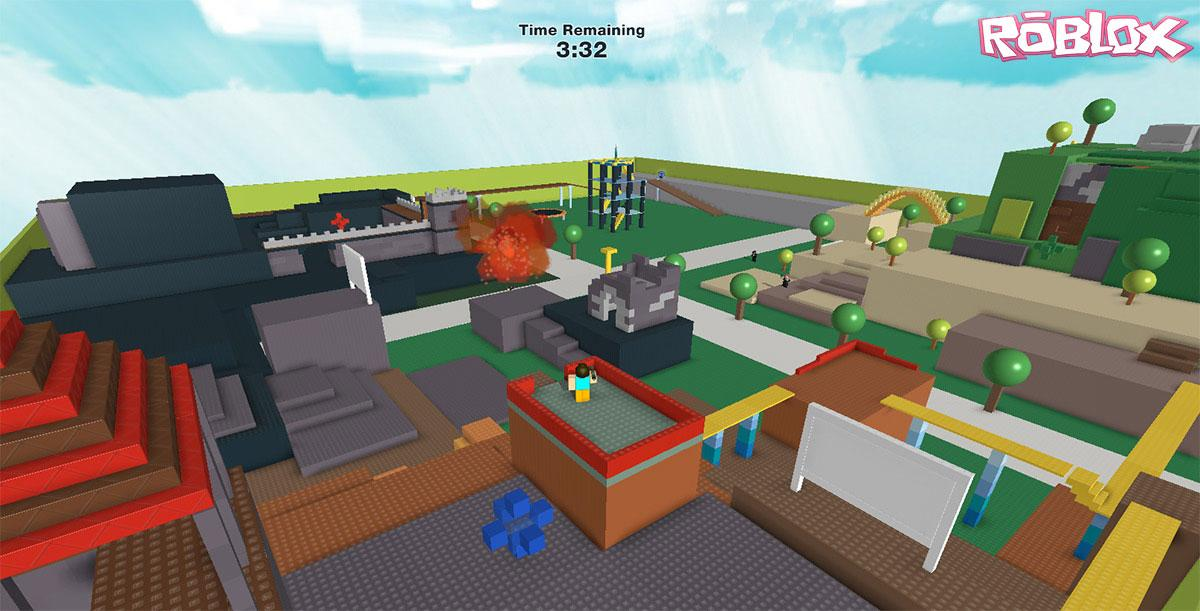 Roblox   Virtual Worlds Land  Landscape in Roblox