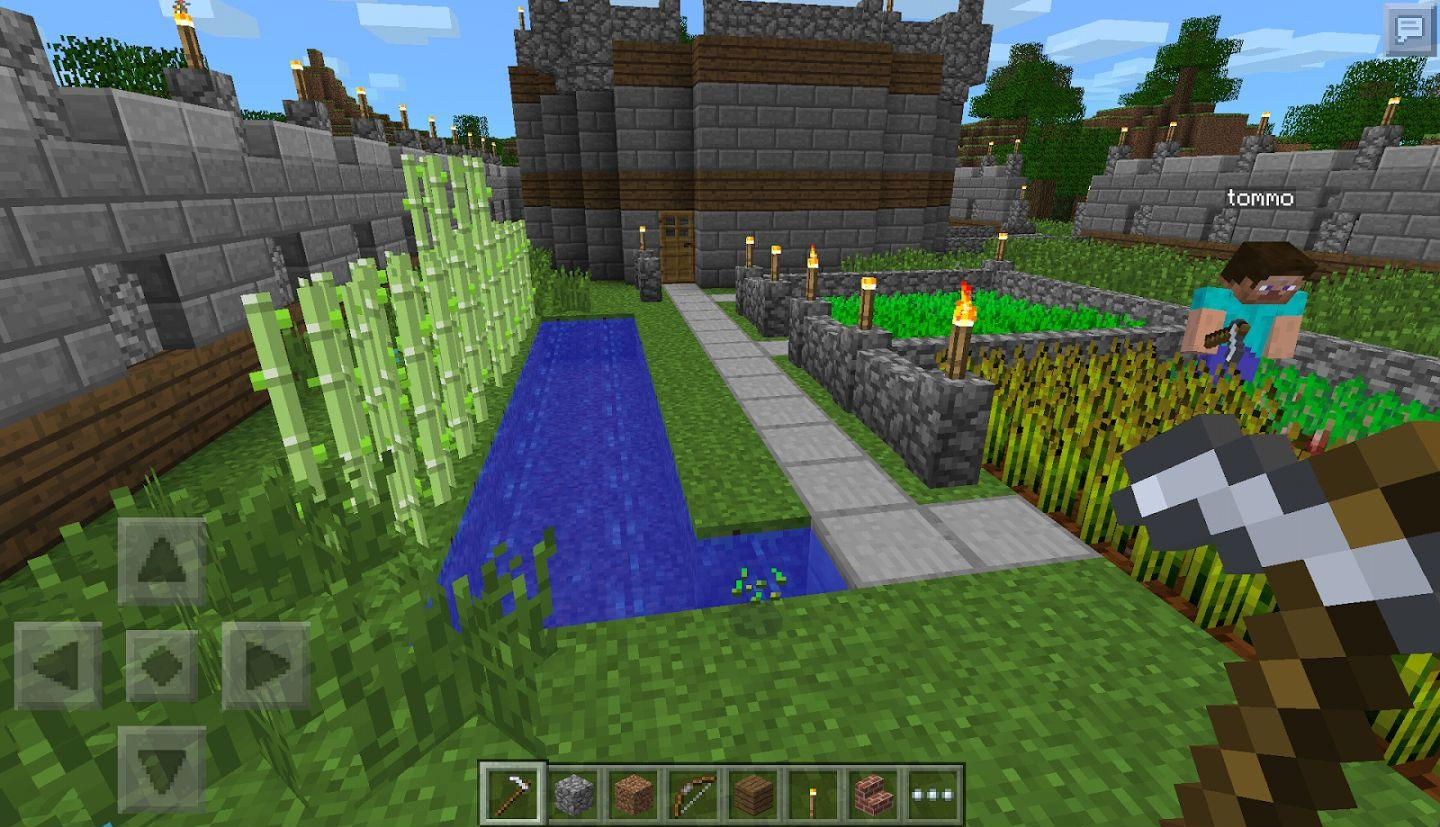 Minecraft   Virtual Worlds Land  Minecraft Dream Home Gameplay for Minecraft Minecraft Castle