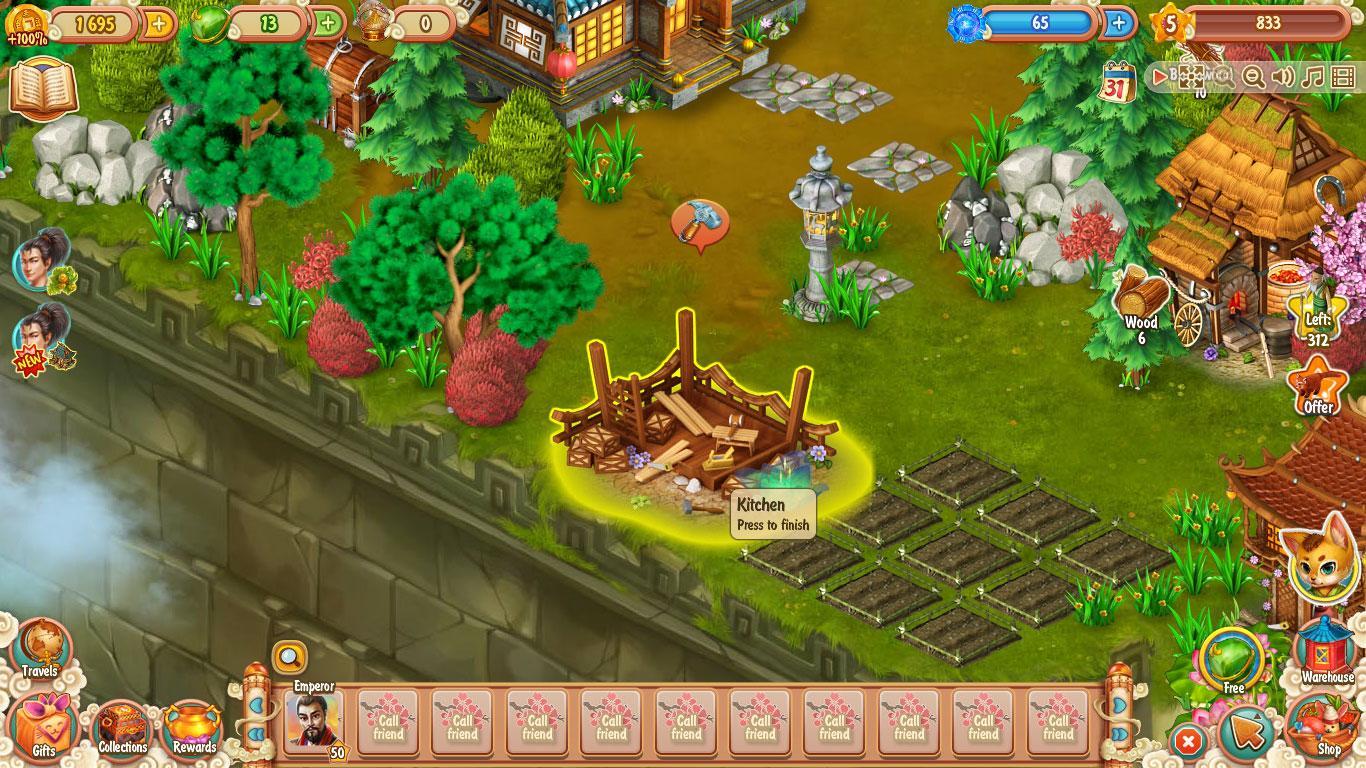 Virtual Gardening Games