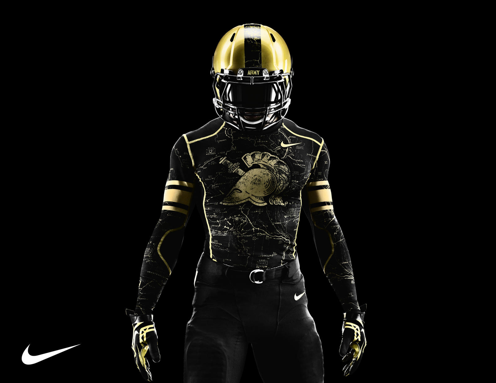 Knights Football Uniform