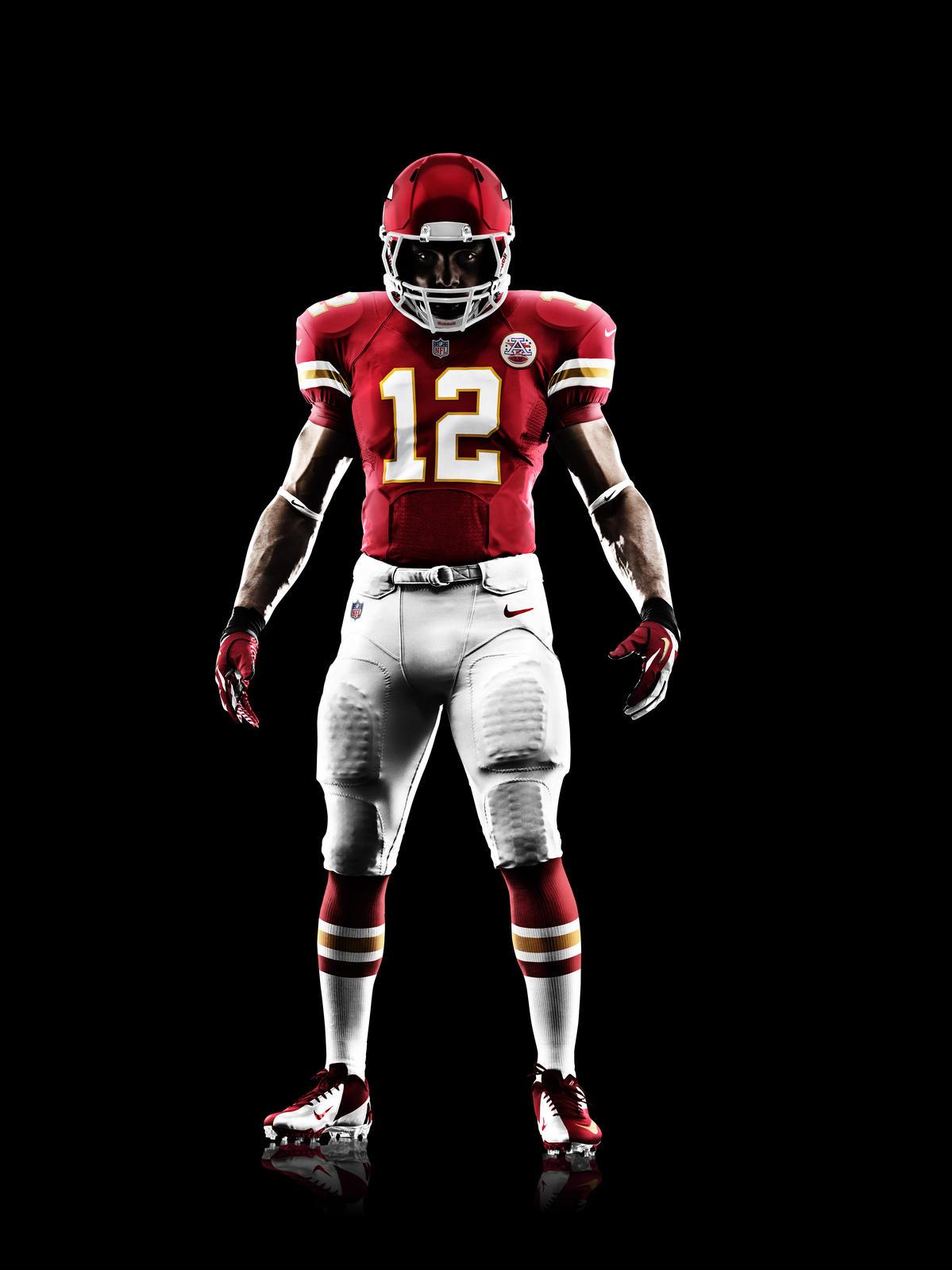 Kc Chiefs Nike Shoes
