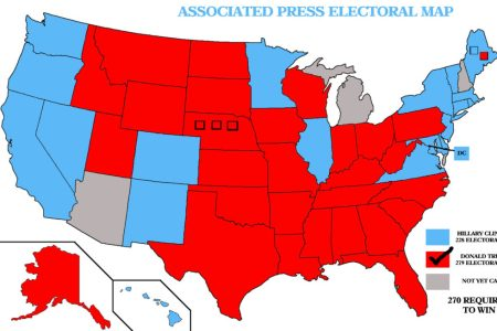 map states trump won » Free Wallpaper for MAPS   Full Maps