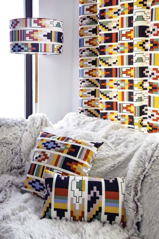 Modern folklore patterns adorn home decor   News  Sports  Jobs     Modern folklore patterns adorn home decor   News  Sports  Jobs   Maui News