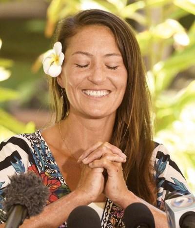 Amanda Eller says 17-day ordeal a 'spiritual boot camp' in ...