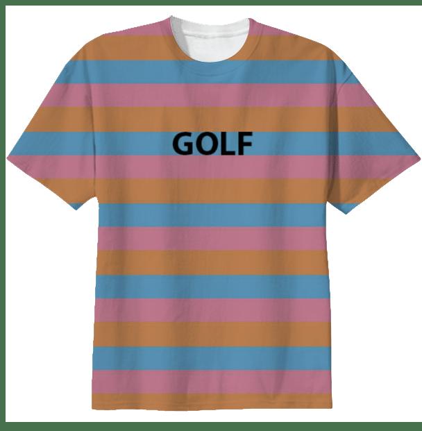 Shop Golf Wang Bimmer Tyler the Creator Cotton T-shirt by ...