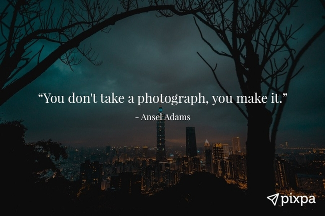 101 inspirational photography quotes by famous photographers 2
