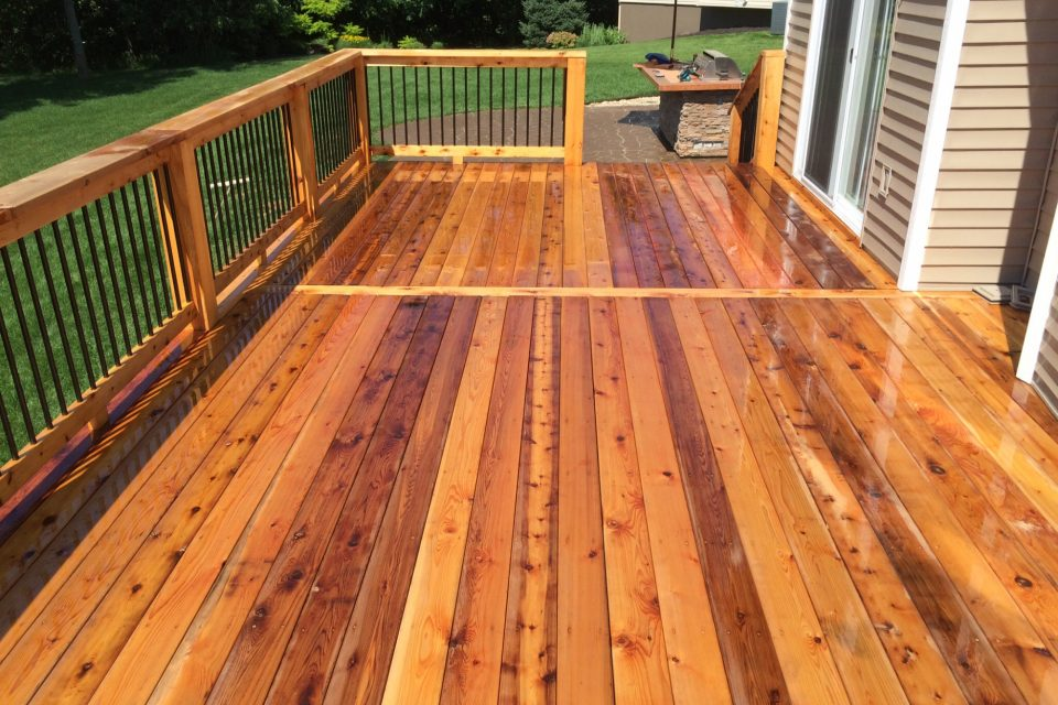 Cedar Decks Probuilt Patio Enclosures