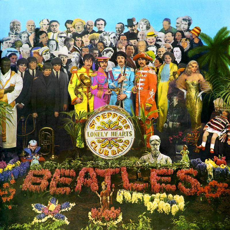 Green Tangerine Beatles