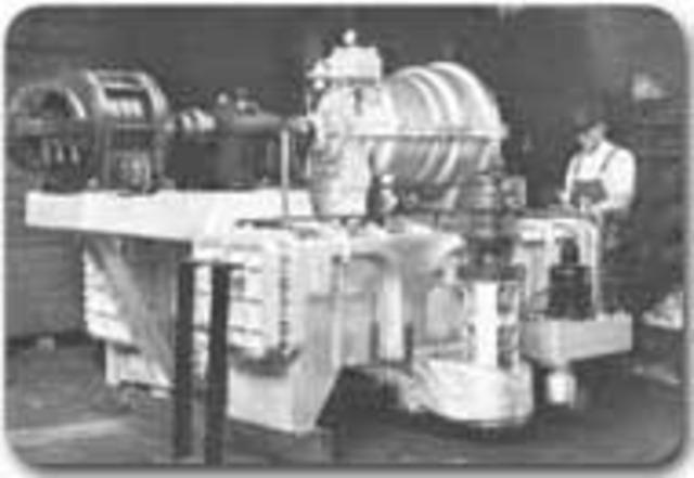 Air Condtioner Invented 1902