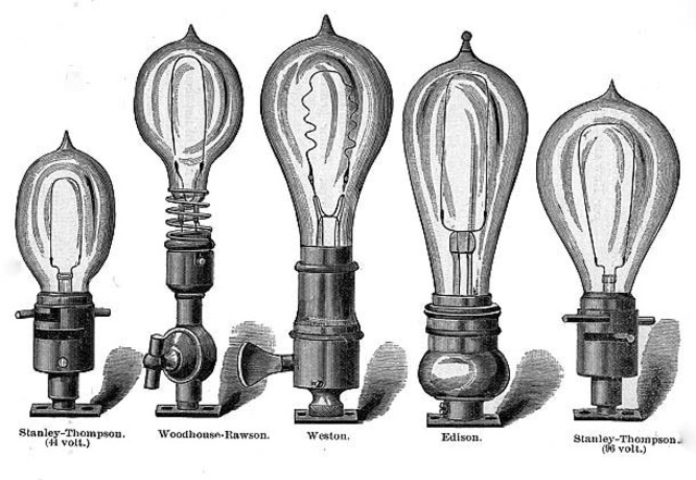 Man Who Invented Light Bulb