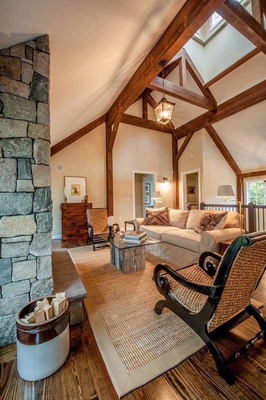 Yankee Barn Floor Homes Plans