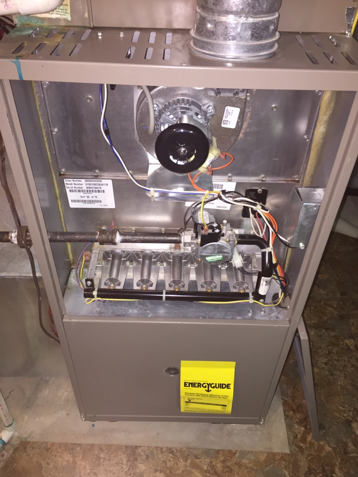 Goodman Heat Exchanger Replacement