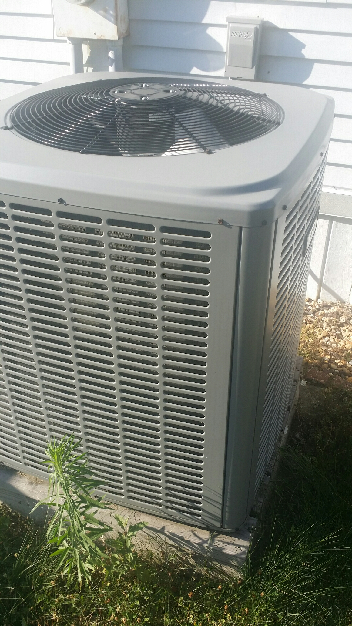 Air Units Home Conditioning Mobile