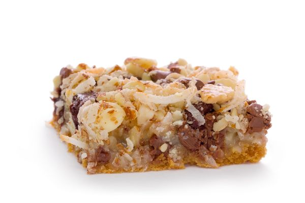 Classic Cookie Recipe 7 Layer Bars 12 Tomatoes