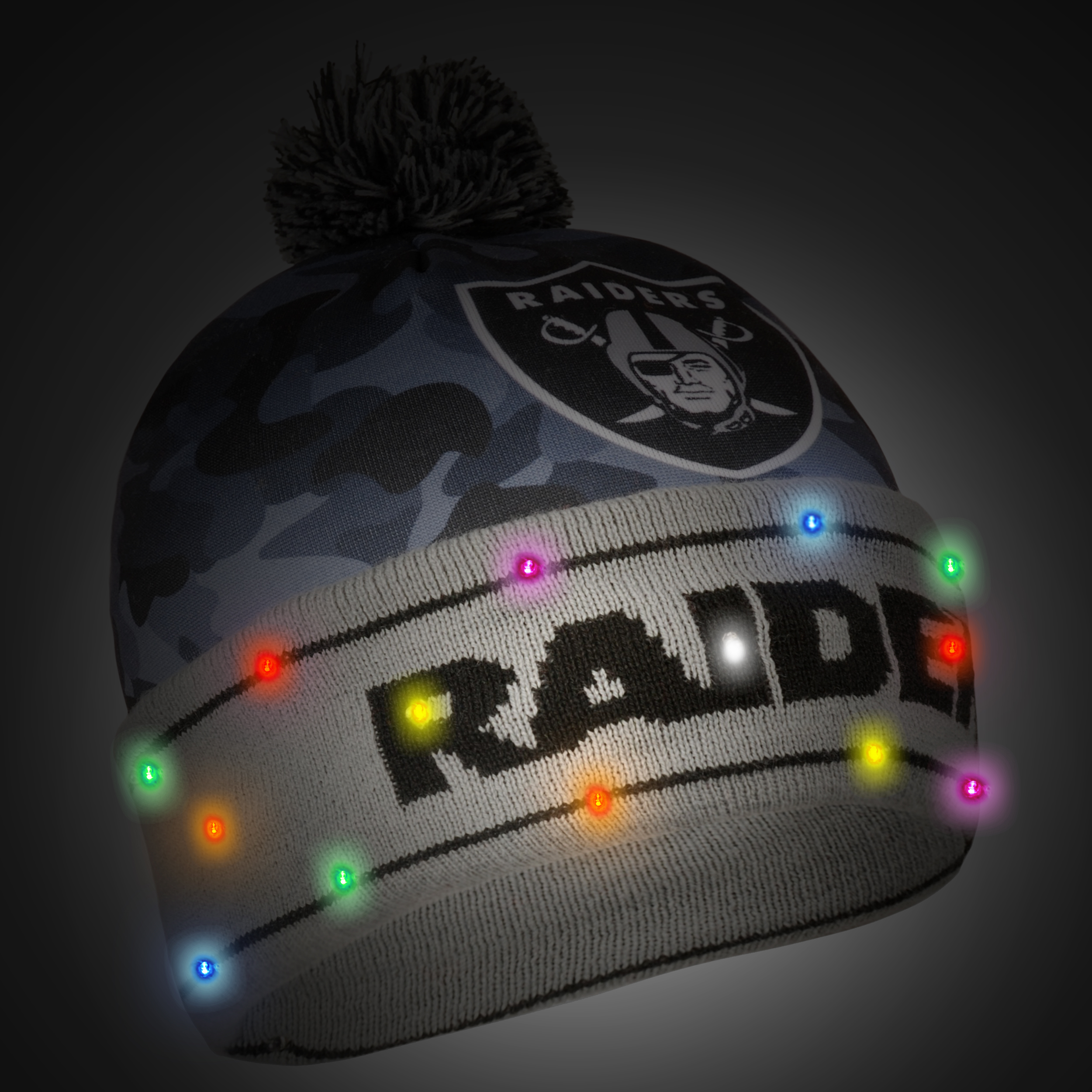 Beanie Led Lights