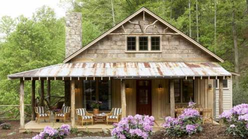 cabin House Plans   Southern Living House Plans Sl 1653