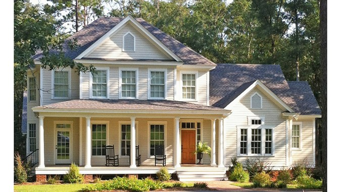 Highland Farm     Southern Living House Plans Plan Details